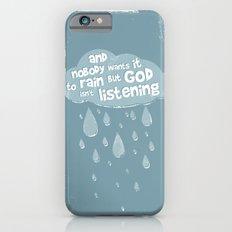 Bazan iPhone 6s Slim Case