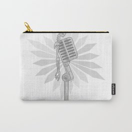 Mick the microphone Carry-All Pouch