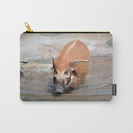 The Red River Hog Carry-All Pouch