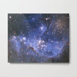 Magellan Nebula Metal Print