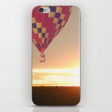 Balloons at Sunset iPhone & iPod Skin