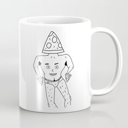 PIZZA PAPI (EYES OF THE CHEST 2) Coffee Mug