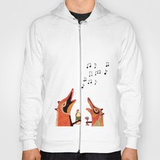 Fox fun Hoody