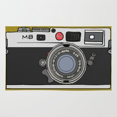 Camera, 2 Rug