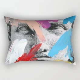 Composition 702 Rectangular Pillow