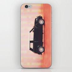 Mini Cooper iPhone & iPod Skin