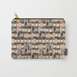 windows of NYC Carry-All Pouch