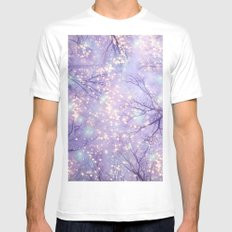 Each Moment of the Year Has Its Own Beauty Mens Fitted Tee MEDIUM White