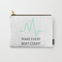 Make it count Carry-All Pouch