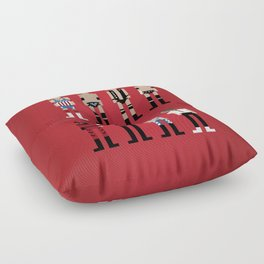 Attitude Floor Pillow