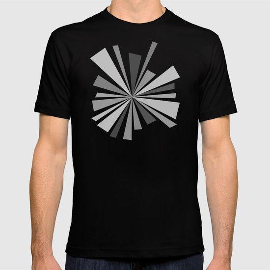 Monochrome Starburst T-shirt