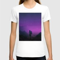 outdoor T-shirts featuring Not all those who wander are lost  by Stoian Hitrov - Sto