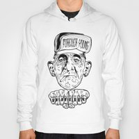 forever young Hoodies featuring forever young by thinKING