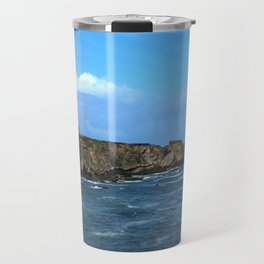 Point Arena Lighthouse Travel Mug