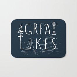 Great Lakes Bath Mat