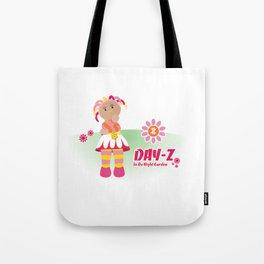 In Da Night Garden #1: Day-Z Tote Bag