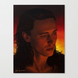 Taste of Desire Canvas Print