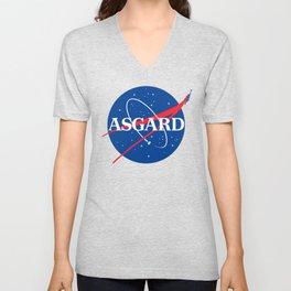 Asgard Insignia Unisex V-Neck
