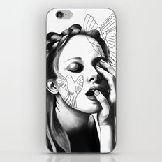 If Walls Could Talk iPhone & iPod Skin