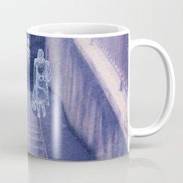 The city remembers; underground tunnel Coffee Mug