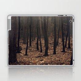 Winter magic forest Laptop & iPad Skin