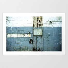 Keep It Clean and Sanitary Art Print