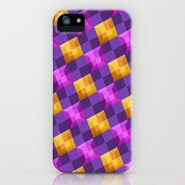 Bejewelled Argyle iPhone Case