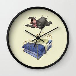 Break Time (colour) Wall Clock