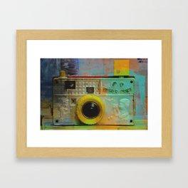 Fisher Price Camera Framed Art Print