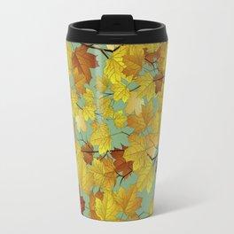 Autumn Splash Travel Mug