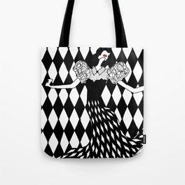 Dance on Air Tote Bag