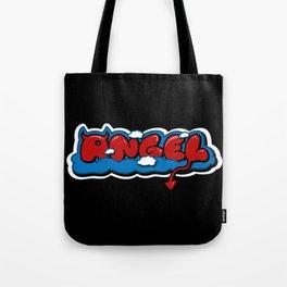 Angel - Graffiti Tote Bag