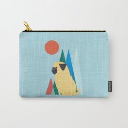 Waiting for you Pug Carry-All Pouch