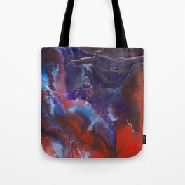 The Stars in Your Eyes Tote Bag