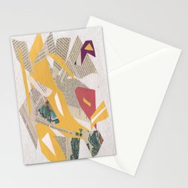 Craft Collage Stationery Cards
