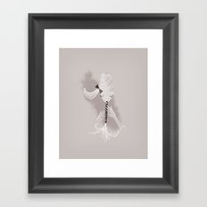 Recorder Framed Art Print
