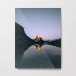Zermatt, Switzerland #society6 #decor #buyart Metal Print