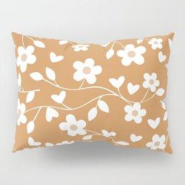 Floral pattern Pillow Sham