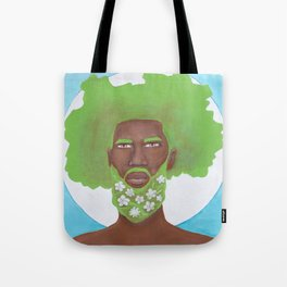 Brother Nature by Joni G Tote Bag