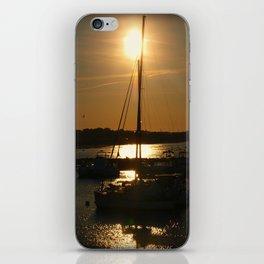 Seeping Sun iPhone Skin