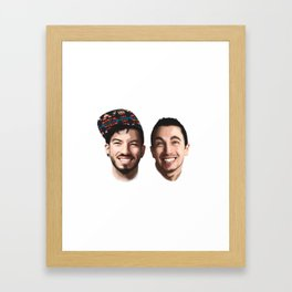 TØP Framed Art Print