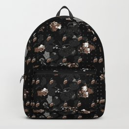 Floral series - Goldy Backpack