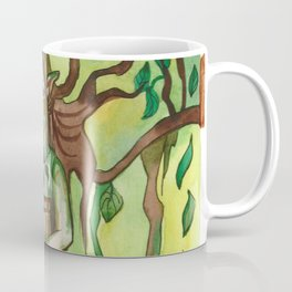 Dryad with a Tray Coffee Mug