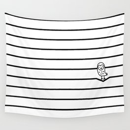 007 OWLY plane perspectives Wall Tapestry