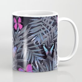 Butterflies Night Dance Coffee Mug