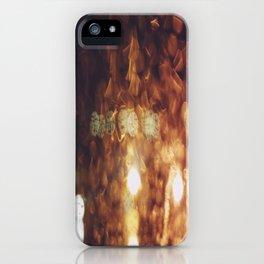 Mixed Light iPhone Case