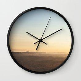 Over Look Wall Clock