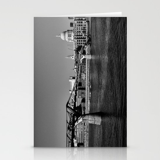 Views To St. Pauls Stationery Cards
