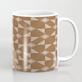 Diamond Pattern Coffee Mug