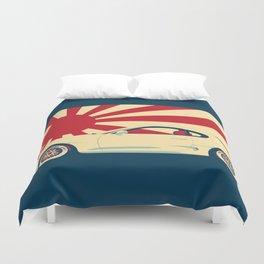 Cool Supra Duvet Cover